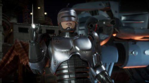 Mortal Kombat 11: Aftermath trailer shows off brutal RoboCop gameplay