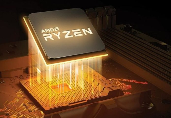 "AMD Ryzen 7 4700G ""final version"" spotted; 4.4 GHz boost clock, 8 cores, SMT and an 8 CU GPU set to do battle with the Intel Core i7-10700"
