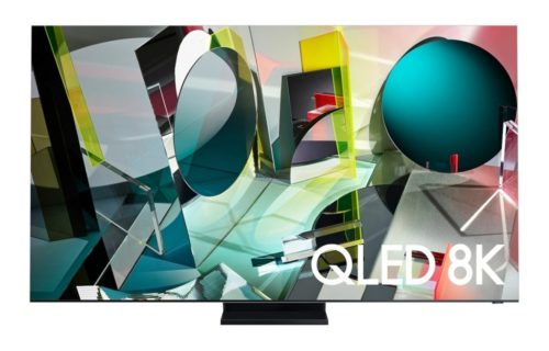 Samsung's 2020 QLED TV range now on sale