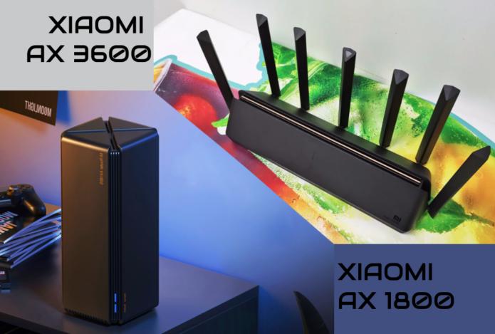 Xiaomi AX3600 Vs AX1800 AIoT Router Comparison: Should You Upgrade?