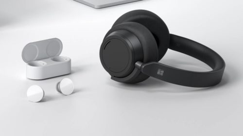 Surface Headphones 2 debut as Surface Earbuds finally hit shelves