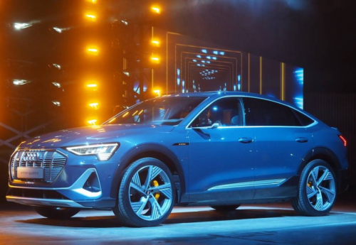2020 Audi e-tron Sportback gets US pricing and range
