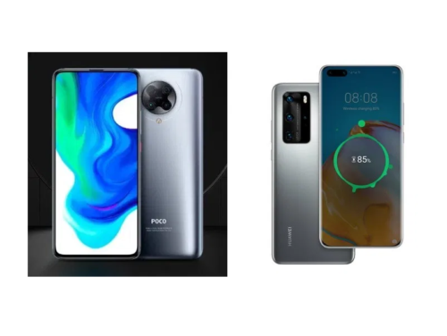 POCO F2 Pro vs Huawei P40 specs comparison