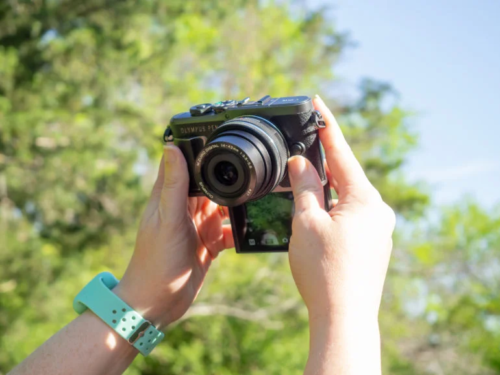 A Great Step up From a Smartphone: Olympus Pen E-PL10 Review
