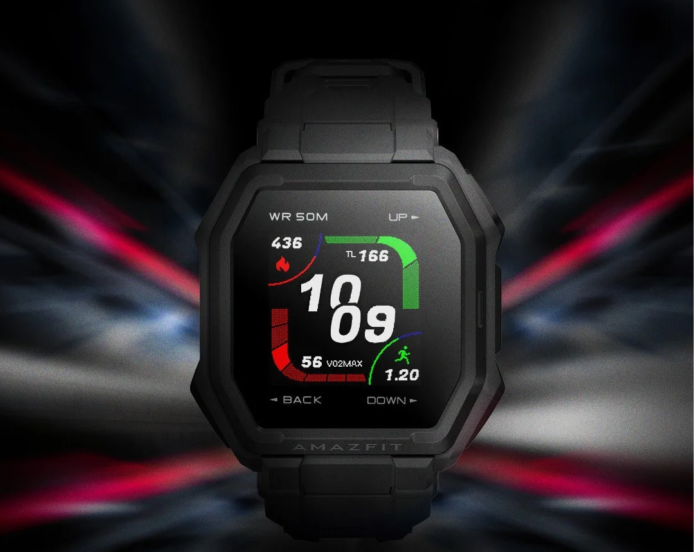 Huami Amazfit Ares officially Announced: 70 Sports Modes, Octagonal Screen