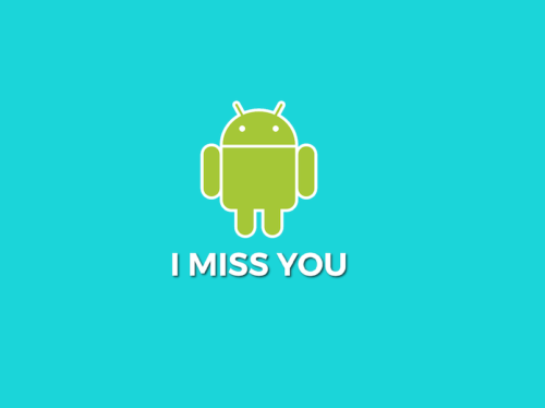 7 things I miss on an Android smartphone as an iPhone User