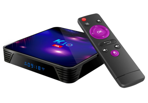 K10 TV Box Review – 8K Android TV Box (4GB/32GB)