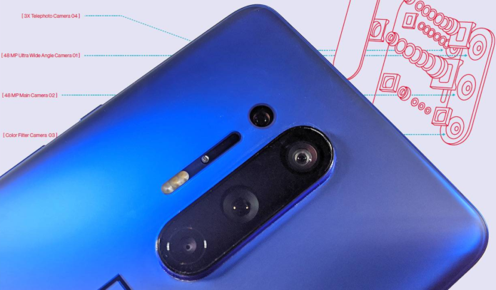 """OnePlus 8 Pro Color Filter """"x-ray"""" camera disabled with new update"""