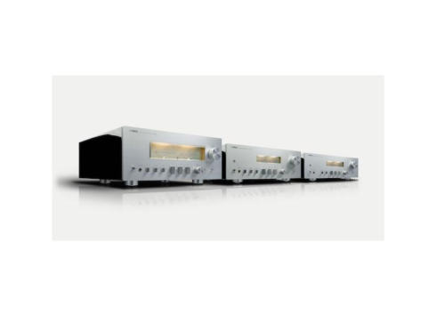 Yamaha Introduces A-S Series Integrated Amps