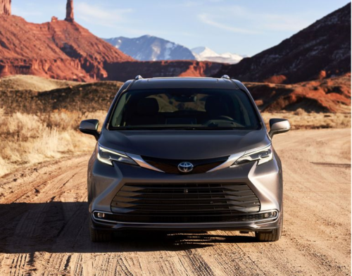 How Does 2021 Toyota Sienna Stack Up to the Pacifica and Odyssey?
