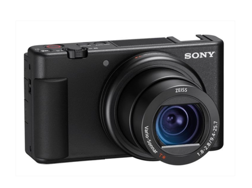 The Sony ZV1 Camera Lacks the Most In Demand Feature of 2020