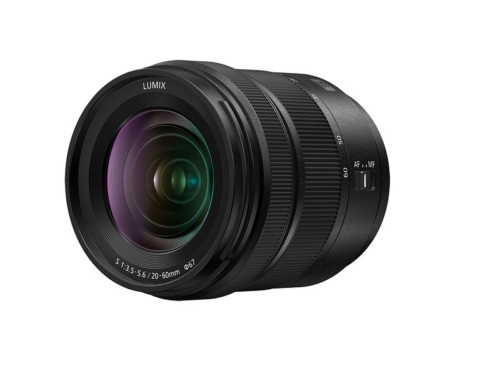 Panasonic announces Lumix S 20-60mm F3.5-5.6 lens for L-mount