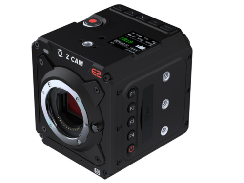 Z CAM E2-M4 Micro Four Thirds 4K Cinema Camera