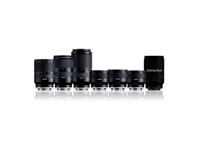Tamron teases new zoom lens for full-frame Sony E-mount cameras
