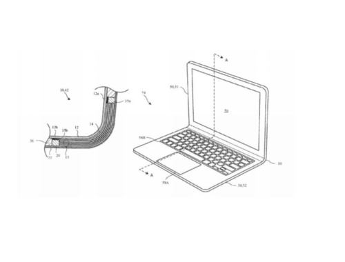 Apple's next MacBook could have this bizarre invisible hinge design