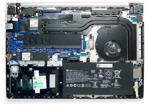 Inside HP ProBook 450 G7 – disassembly and upgrade options