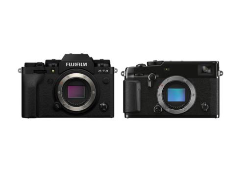 Fujifilm X-Pro3 / X-T4 HDR mode – A Quick Look