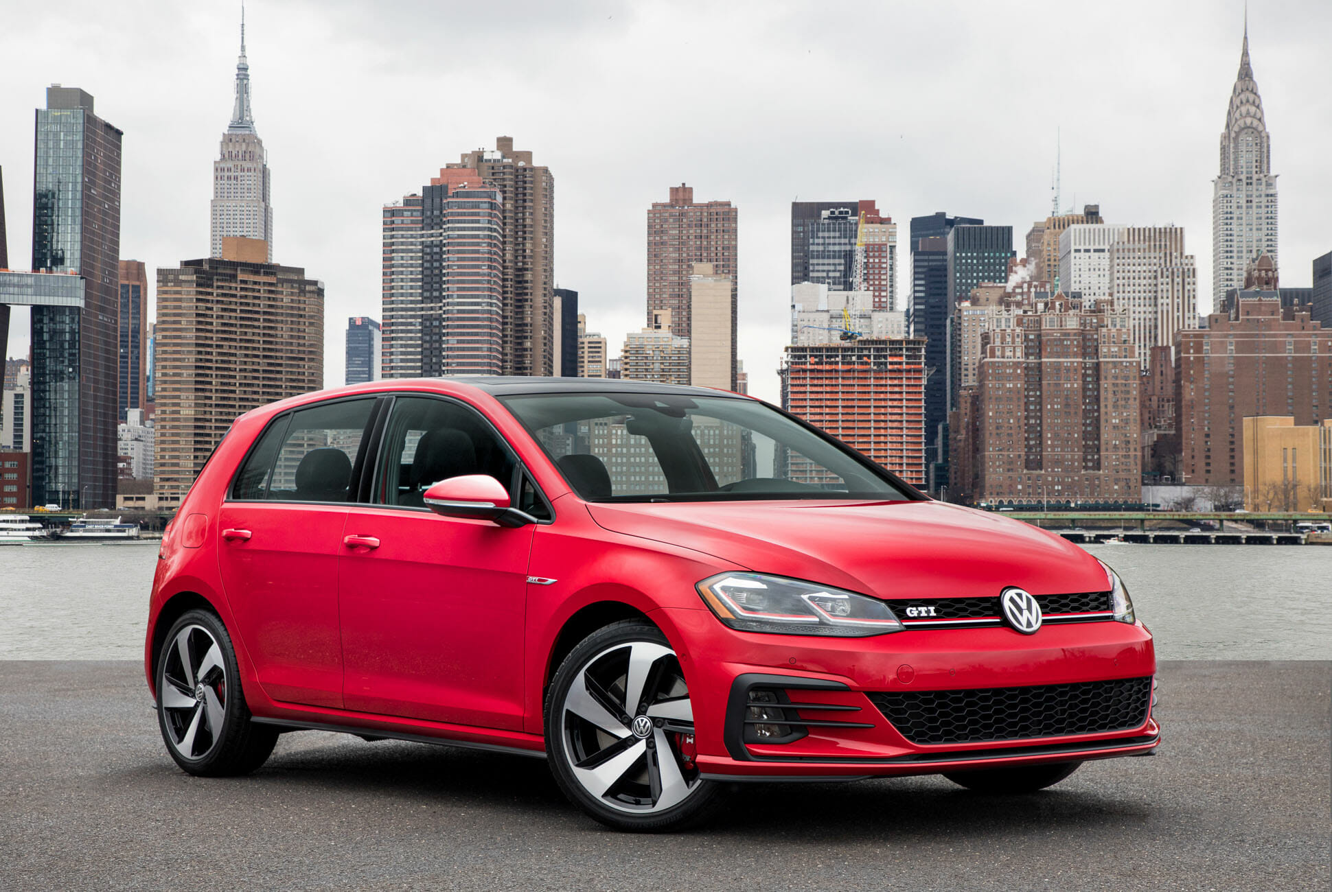 The 2020 Volkswagen Golf GTI Is the Perfect Dad Car…Almost