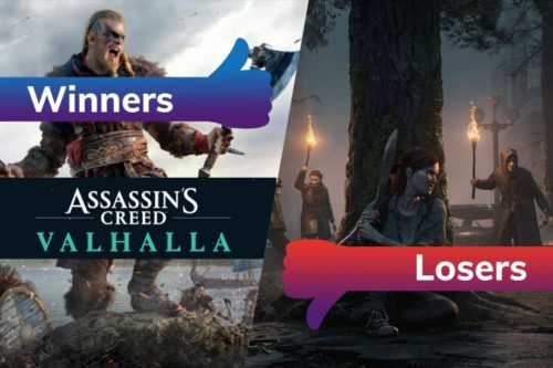 Winners & Losers: Assassin's Creed Valhalla makes a splash while The Last of Us 2 sinks