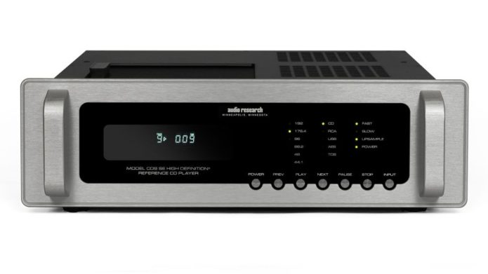 Audio Research Reference CD9 SE review
