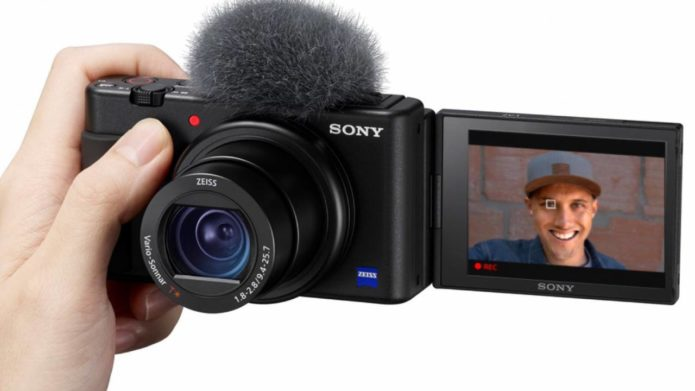 Sony ZV-1 puts vloggers in focus