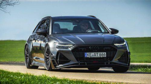 2020 ABT Sportline Audi RS6-R First Drive: Six-Figure Stunner