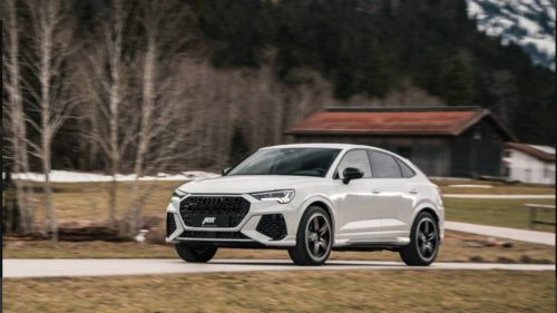 ABT Sportsline upgrades bring Audi RS Q3 to 440hp