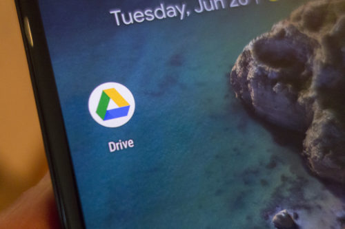 Google Drive gains an important security feature on iPhone, forgets Android exists