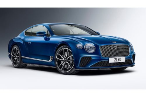Bentley Continental GT and Bentayga carbon-fibre body kit revealed