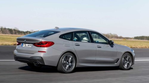 2021 BMW 6 Series Gran Turismo arrives with refreshed styling and new hybrid powertrains