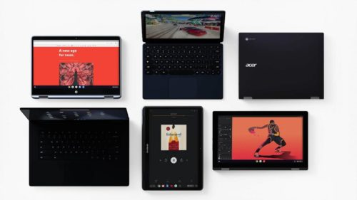 Chrome OS 83 brings family controls and tab groups to Chromebooks