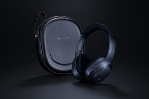Razer Opus is a set of noise-cancelling headphones with THX audio