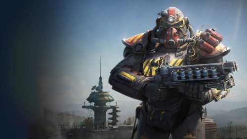 You can play Fallout 76 for free this weekend across PS4, Xbox One and PC