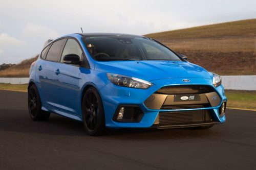 Ford Focus RS not dead