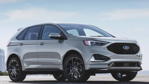 Ford Edge ST-Line keeps the style and ditches the extra power