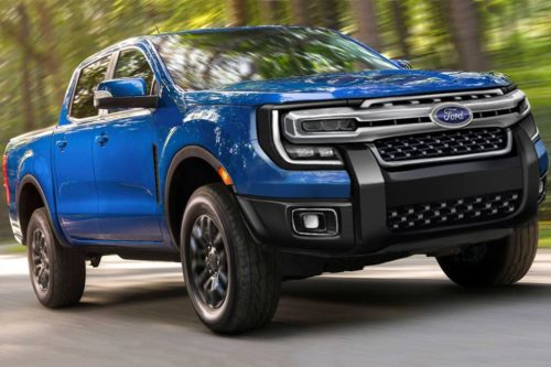 New Ford Ranger to benefit from F-150