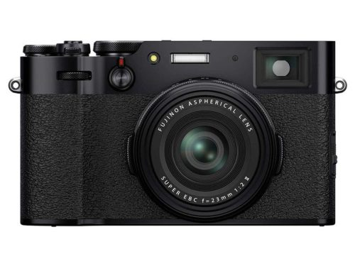 Fujifilm X100V and X-A7 Firmware Updates Released