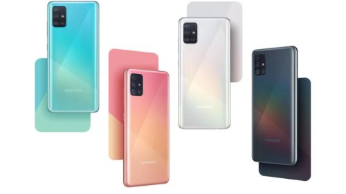 Galaxy A51 beat all other Android phones in Q1 2020