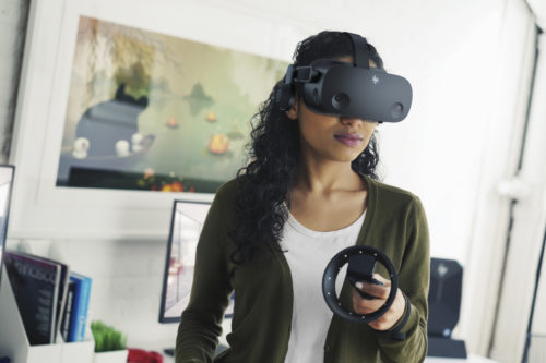 The HP Reverb G2 upgrades Windows Mixed Reality with Valve's VR design smarts and 4 cameras