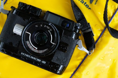 THE NIKONOS III – A QUICK REVIEW AND SOME PHOTOS FROM THE KAYAK