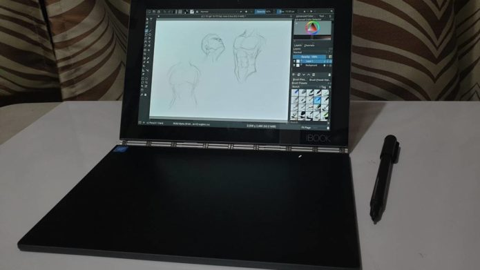 Krita for Android Preview: Pro art app at last