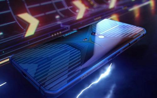 Lenovo Legion phone leaked: 2x USB-C, long-side cam, landscape style!