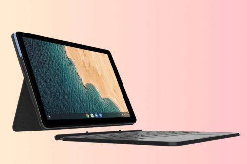 The Lenovo IdeaPad Chromebook Duet is avant-garde, yet affordable