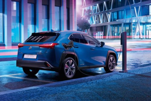 First Lexus EV gets million-kilometre battery warranty