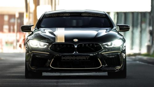 Manhart MH8 800 BMW M8 Competition has over 820 hp