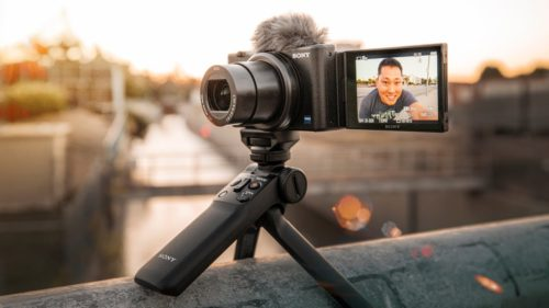 Sony's new ZV-1 could be the perfect camera for YouTube vloggers