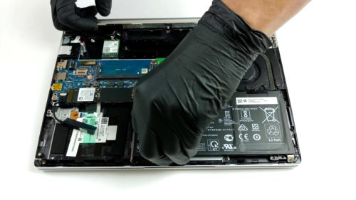 Inside HP ProBook 430 G7 – disassembly and upgrade options
