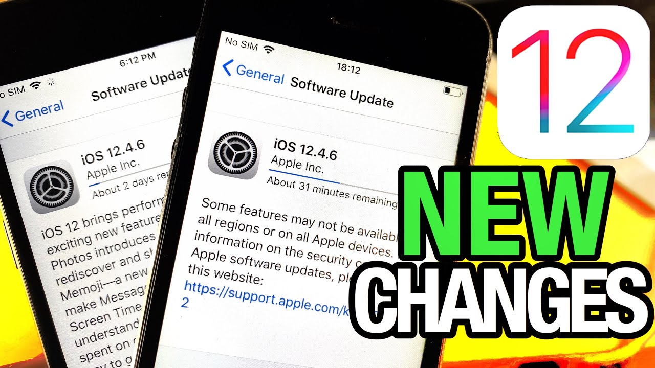 iOS 12.4.6 Problems: 5 Things You Need to Know