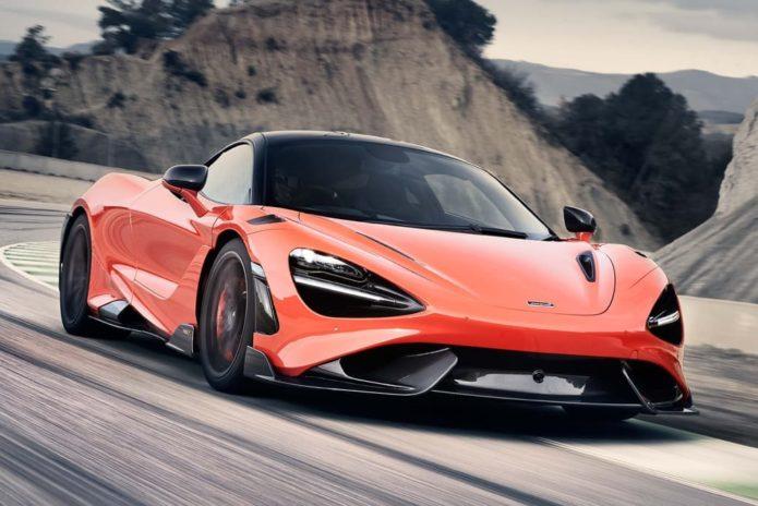 McLaren slams brakes on product offensive