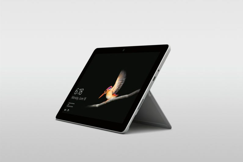 Leaked specs suggest Surface Go 2 could be an iPad challenger